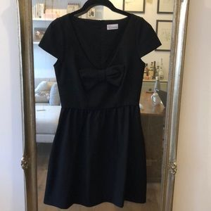 Red Valentino Little Black Dress